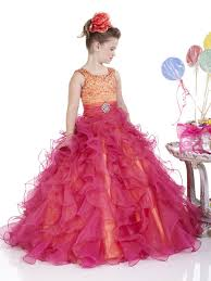 gowns dresses ideas for kids 1