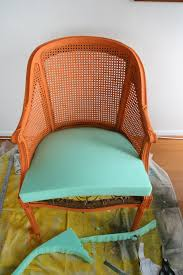 Rocking Chair Scary Pop Up How To Reupholster A Chair Infarrantly Creative