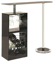 storage bar table monarch specialties i 1155 5 piece cappuccino