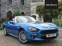 used fiat 124 spider cars second hand fiat 124 spider