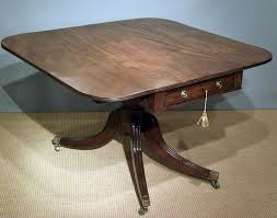 Pedestal Drop Leaf Table Antique Drop Leaf Pedestal Pembroke Table Pembroke Table Sofa
