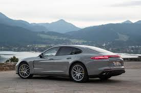 car porsche 2017 2017 porsche panamera turbo review gtspirit