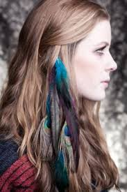 feathers in hair best hair feathers photos 2017 blue maize