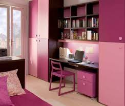 bedroom wonderful pink color teenage decorating pink bookcase