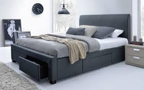 Bed Frame King Size King Bed Frames Wood Metal With Storage Drawers U0026 More