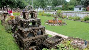 What Is A Rock Garden Springfield Has One Of The Country S Neatest Exles Of 80 Year