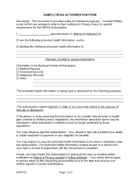 hipaa forms fill online printable fillable blank pdffiller