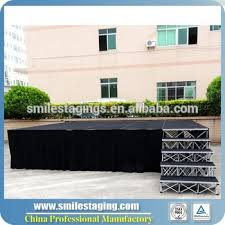 Chair Rental Prices Stage Rental Prices Good Quality Wedding Stages With Wide Guard