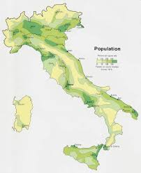 Map Of Italy With Regions by Map Of Italy
