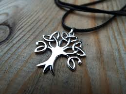 sterling silver handmade necklace images Tree of life pendant sterling silver handmade necklace jpg
