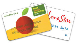 lone star card texas health and human services