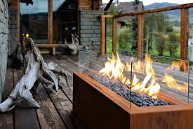 corten fireplace metal magic corten design and fabrication metal