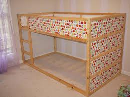kura hack ideas kura madeover with fabric kid bed ideas pinterest ikea kura