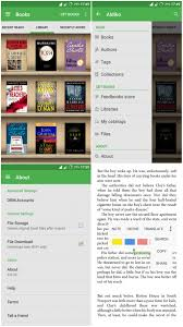 top 11 ebook readers for android turbofuture
