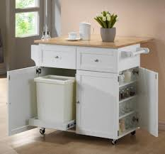 Overlay Kitchen Cabinets Wonderful Kitchen Island Carts Storage With Full Overlay Cabinet