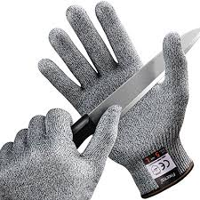 gant kevlar cuisine freetoo gants anti coupure protection de cuisine bricolage