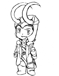 9 images of self image free coloring pages loki coloring pages