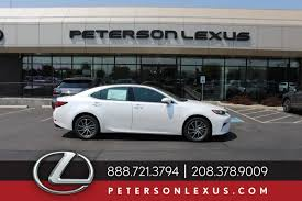 lexus 350 sedan used peterson lexus boise id new and used lexus vehicles in boise