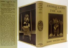 ontheair animal land on the air harry whittier frees amazon com books