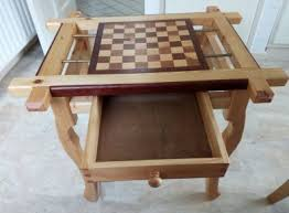chess board coffee table hand made chess board coffee table for sale in ennis road limerick