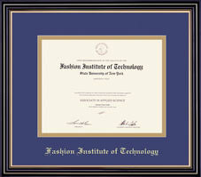 tech diploma frame diploma frames fashion institute of technology bookstore