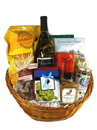 salmon gift basket winery foreplay chardonay smoked salmon deschutes gift