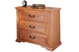 thornwood 3 drawer nightstand