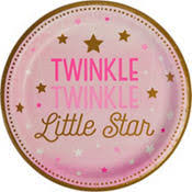baby shower themes for girl baby shower themes baby shower tableware party city
