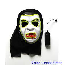 Lemon Halloween Costume Aliexpress Buy 10 Color Choice Luminous Halloween Party
