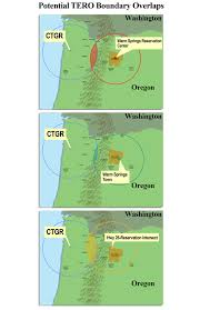 Oregon Medical Power Of Attorney by Grand Ronde Protests Overlapping Tero Boundary To Oregon