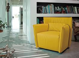 Gamma Leather Sofa by Gamma Featured Brands