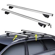 roof rack for toyota sequoia for toyota sequoia 2001 2016 car roof rack side rails bars luggage