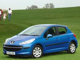 peugeot blue peugeot 207 5 doors specs 2006 2007 2008 2009 autoevolution