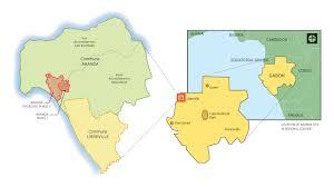 Gabon Map Sustainable Growth Strategy For Gabon U0027s Capital Wins Apa