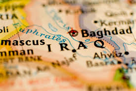 Baghdad Map Iraq Baghdad Middle East Map Global Trade Review Gtr