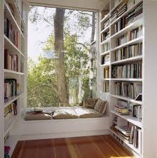 home library ideas window sill decoration ideas home library ideas cosy reading nook