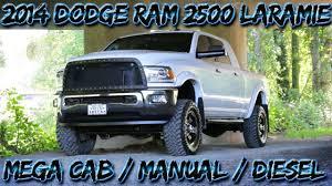 Dodge Ram Manual - 2014 dodge ram 2500 laramie mega cab manual diesel northwest