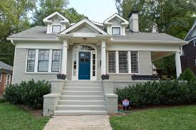 gray house paint and if by blue you mean grey exterior house