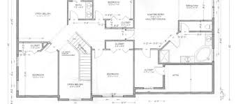 Finished Walkout Basement Floor Plans House Plans With Basement Small Walk Out Basement Walkout Basement