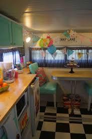 Pop Up Camper Interior Ideas by 414 Best Camper Interior Decor Images On Pinterest Vintage