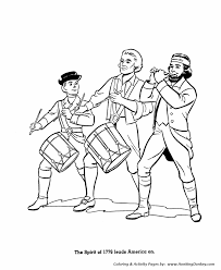 memorial coloring pages memorial day coloring pages the spirit of 76 coloring pages