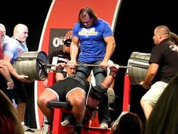 600 Pound Bench Press Glenn Russo Bombs With 1000 Lb Bench Press Youtube