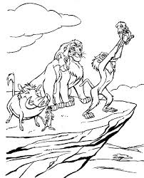 lion king printable coloring pages lions coloring books
