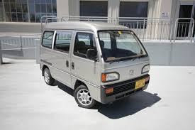 honda acty 1989 honda street acty microvan 7 000 keep cars weird wednesday