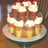 cake cones celebration cone cake recipe