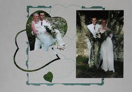 scrapbooking mariage scrap mariage scrappapotage
