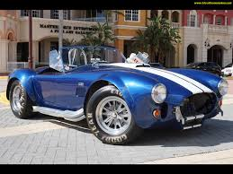 427 shelby cobra csx4000 superformance factory five backdraft
