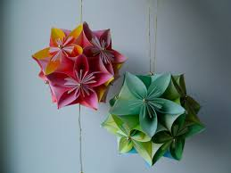 cara membuat bunga iris dari kertas origami how to make an origami paper ball psychologyarticles info