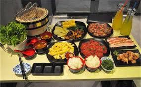 buffet cuisine 馥 50 大馥炭火烧肉屋加盟店 大馥炭火烧肉屋连锁代理加盟费多少钱 中国加盟网