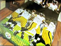 Steelers Bedding Full Bed Quilts U2013 Co Nnect Me